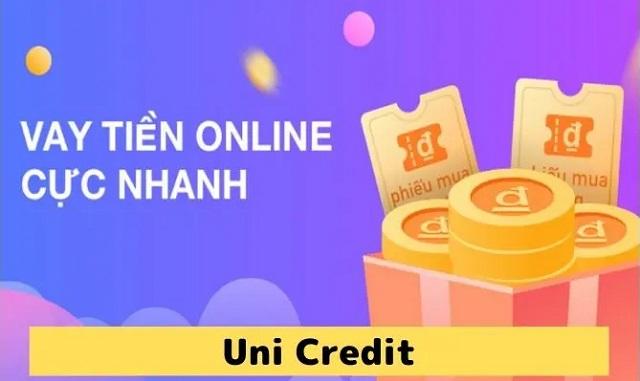 UniCredit là app cho vay tiền